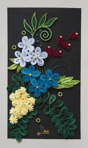 245 best quilled leaves images on pinterest paper quilling