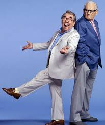 the two ronnies best jokes pictures pics express co uk
