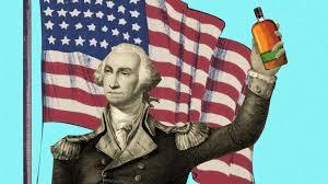 Whiskey Flag George Washington The Revolutionary King Of Rye Whiskey