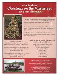 christmas on the mississippi tour of trees november 15 2017