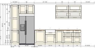 Ikea Floor Plans Baking Bites Kitchen Renovation U2013 Planning A New Layout Baking Bites