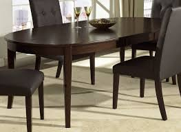 15 best ideas of oval shaped dining table designs