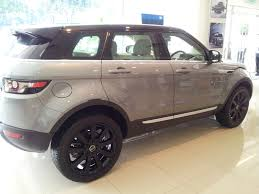 kereta range rover china doll evoque