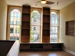 furniture home under window bookcase bench modern elegant 2017