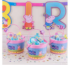 peppa pig birthday ideas peppa pig party ideas party city party city