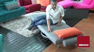 Single Sofa Bed Smooch Executive Single Sofa Bed Demo Youtube