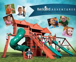Backyard Adventure Playset by Flipbook