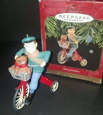 tricycle ornament ebay