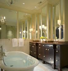 Mirror On Mirror Bathroom Opening Up Your Interiors With Inspiring Mirrors