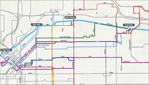 Map Of Denver Colorado by Rtd University Of Colorado A Line Route And Station Impacts