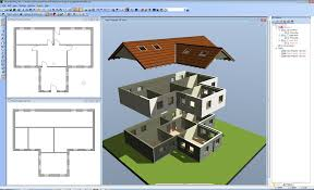 Floor Plan In 3d by Software To Design House In 3d Brucall Com