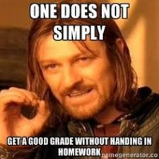 Meme Generator Boromir - meme creator so if i just do the homework my grade will improve