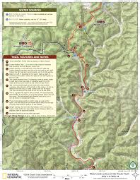 Missouri Road Map The Ozark Trail In Missouri Maps