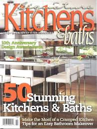 kitchen and baths magazine kitchen designs by ken kelly in better