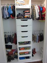 nice build drawers in closet and drawer organization exterior