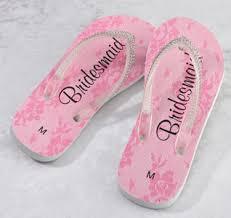 wedding flip flops bridesmaid flip flops personalized bridesmaid flip flops