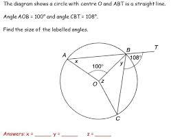 angles maths teaching