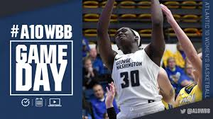 george washington richmond compete in thanksgiving day hoops