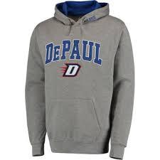depaul blue demons sweatshirt depaul university hoodies depaul