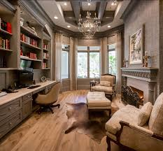 Custom Home Office Aralsacom - Custom home office designs