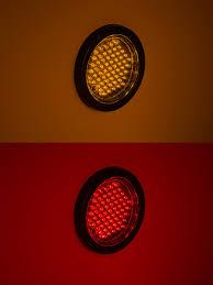 round led truck trailer lights 4