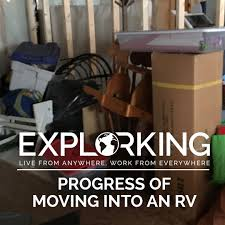 moving into an rv pt 1 explorking