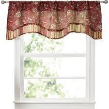 Kitchen Curtain Valance by Floral Valances U0026 Kitchen Curtains You U0027ll Love Wayfair