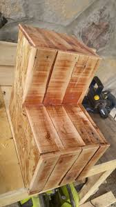 recycled pallet dog steps to climb onto the bed u2022 1001 pallets