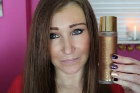 St Tropez Self Tan Luxe Dry Oil Review Youtube