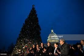 annual u s capitol tree lighting ceremony held in