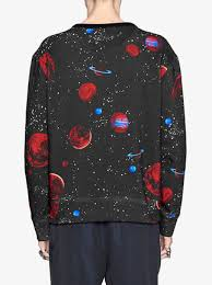 gucci space snake print sweatshirt 1 200 buy aw17 online fast