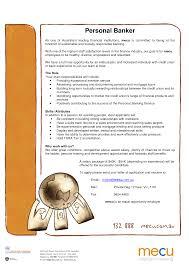 Wells Fargo Teller Positions Personal Banker Job Description For Resume Resume For Your Job