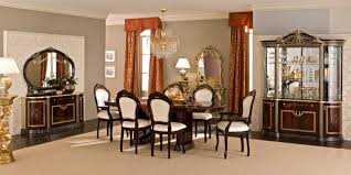 Antique Dining Room Sets Gorgeous Dining Room Furniture Made From Wood Equipped Long