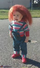 Halloween Costumes 1 Olds Chucky Baby Costume Costume Works Halloween Costume Contest