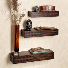 wagner wall ledge shelves set