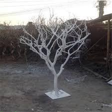 White Decorative Branches Artificial White Branches Artificial White Branches Suppliers And