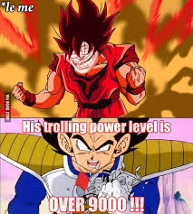 Its Over 9000 Meme - best 25 it s over 9000 ideas on pinterest over 9000 over 9000