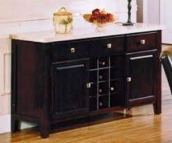 buffet with marble top foter