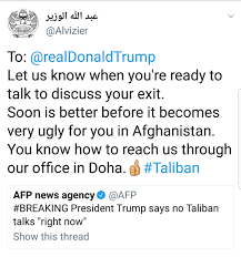 Flag Of The Taliban Jenan Moussa On Twitter