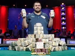 2017 world series of poker final table poker chion invited his friends to invest in his wsop run