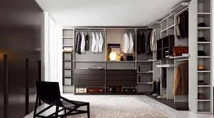 bedroom with walk in closet plan simple brown stained wooden