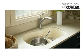 Kohler Undertone Kitchen Sink Sink Trend Low Divide Sinks You Won U0027t Want To Miss These