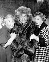 lucy with vivian vance u0026 red skelton 1959 publicity photo u2026 flickr