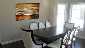 Art For Dining Room Wall Help Me Choose Wall Art Photoshopped Art Into Dining Room