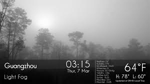 Cuu Cuu Clock Xwidgetsoft Forum U2022 View Topic Real Weather Hd Full Screen