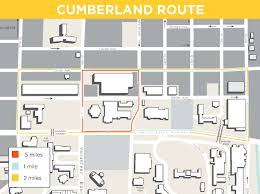 Map My Walk Route Campus Walking Routes Be Well