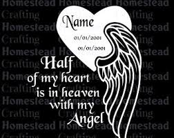 wing decal etsy