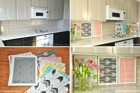 removable kitchen backsplash kitchen backsplash diy removable kitchen picture removable