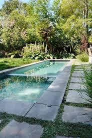 Backyard Swimming Pool Landscaping Ideas Best 25 Swimming Pool Landscaping Ideas On Pinterest Pool