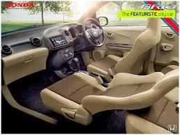Honda Brio Smt Interior Interior Honda Brio S A T Honda Brio Photo Gallery Image